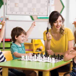 GEMS Chess For Kids Program – Online Classes Schedule & Registration